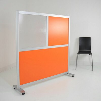 "LOFTwall 48"" Modern Low Height Room Divider"