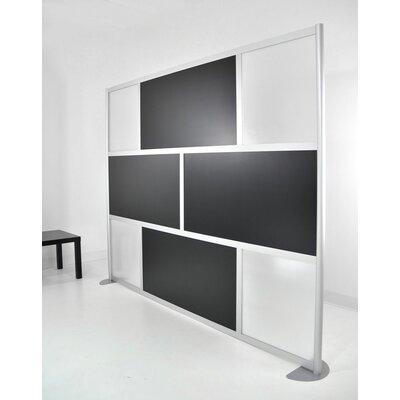 "LOFTwall 96"" Modern Room Divider"