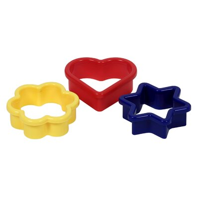 EKCO 3 Piece Cookie Cutter Set