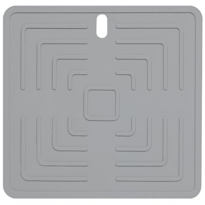 EKCO Silicone Hot Pad with Gray
