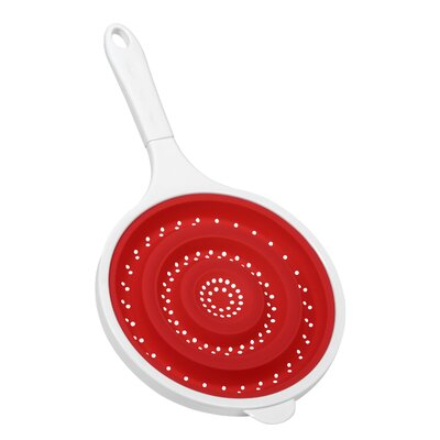 EKCO Collapsible Silicone Strainer