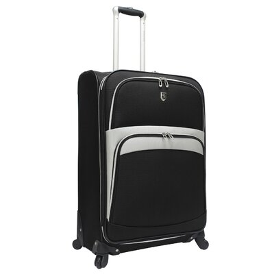 Beverly Hills Country Club Expandable 4 Piece Spinner Luggage Set
