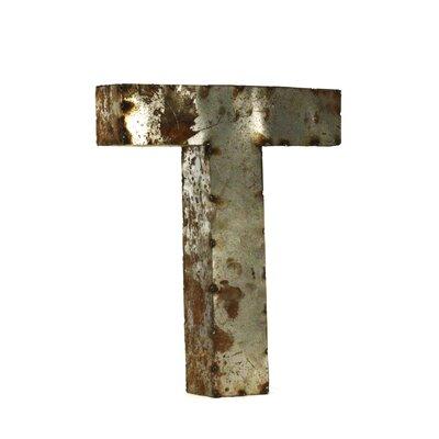 Metal Letters Decor Wayfair