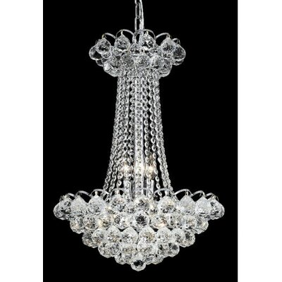 Elegant Lighting Godiva 9 Light Chandelier