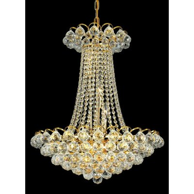 Elegant Lighting Godiva 13 Light Chandelier
