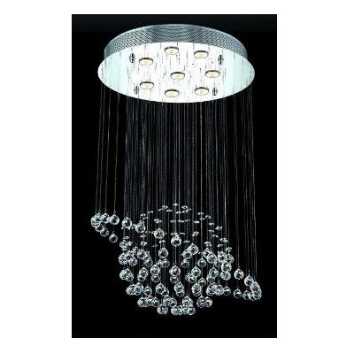 Elegant Lighting Galaxy 6 Light  Pendant