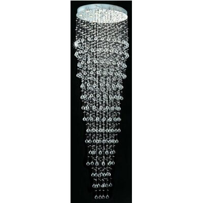 Elegant Lighting Galaxy 16 Light Large Flush Mount