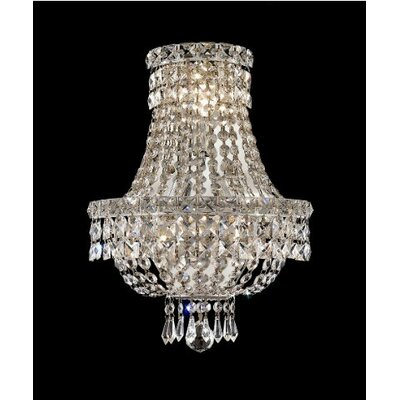 Elegant Lighting Tranquil 3 Light Wall Sconce