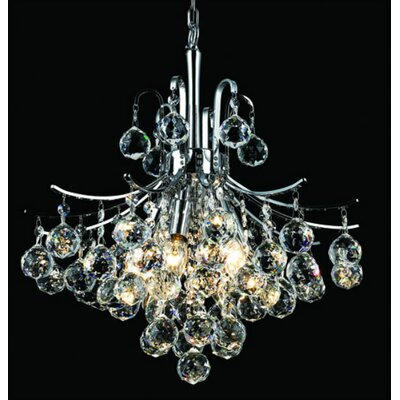 Toureg 6 Light Chandelier