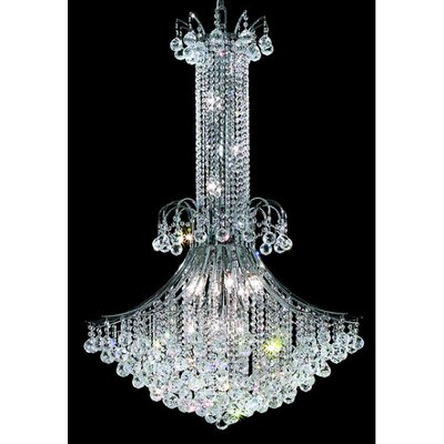 Elegant Lighting Toureg 16 Light  Chandelier
