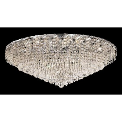 Elegant Lighting Belenus 28 Light Flush Mount