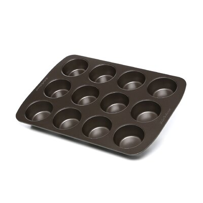 <strong>Baker's Secret</strong> 12 Cup Muffin Pan