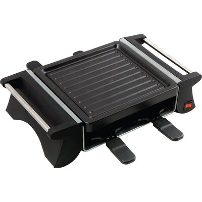 KitchenWorthy Electric Raclette Grill