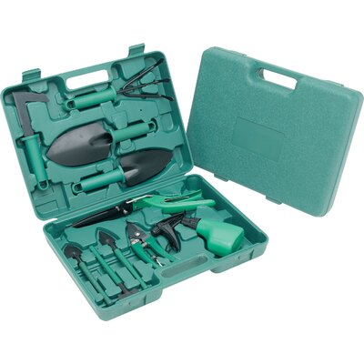 The Premium Connection Ruff & Ready 10-piece Garden Tool Set