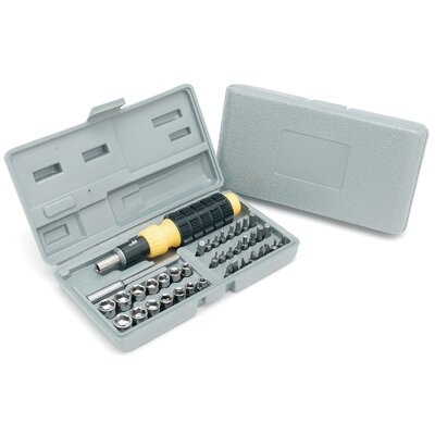 Ruff & Ready 41 Piece Bit & Socket Set