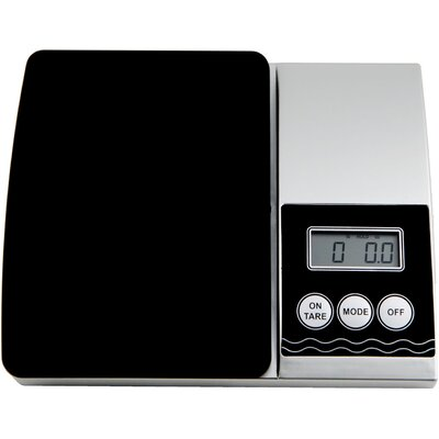 The Premium Connection KitchenWorthy Digital Electronic Scale