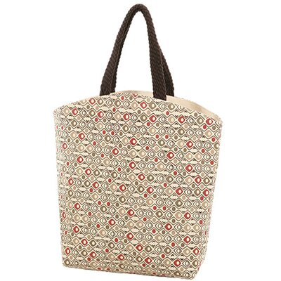 Natural Eye Carry Tote Bag
