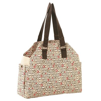 Natural Red Eye Canvas Tote Bag