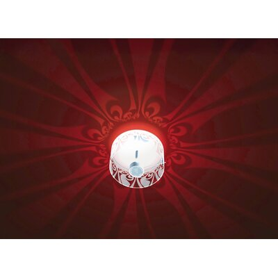 Absolut Lighting Shining Milan Wall/Ceiling Light