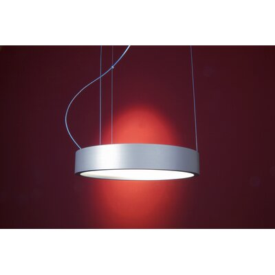 Absolut Lighting Aluring Drum Pendant