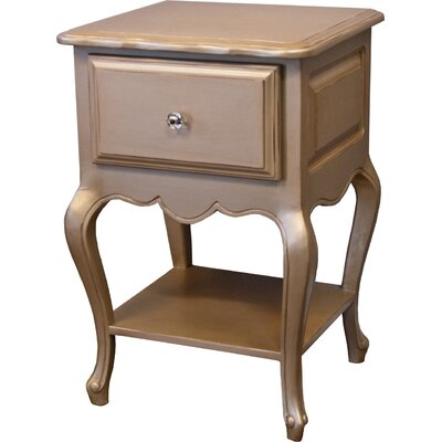 Newport Cottages Provence 1 Drawer Nightstand