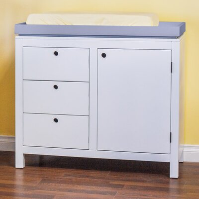 Newport Cottages Cody Changer Dresser