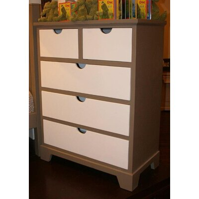 Newport Cottages Andie 5 Drawer Chest
