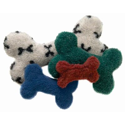 West Paw Design Plush Dog Bone