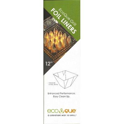 "EcoQue 12"" Foil Liners"