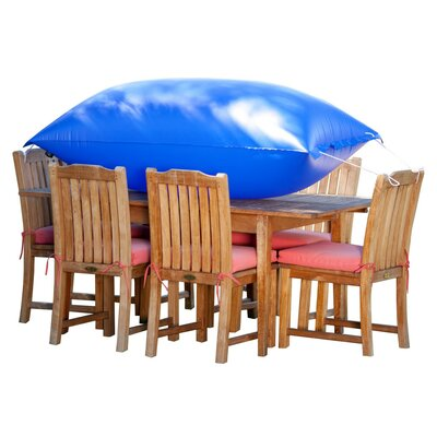 Duck Covers Rectangle Patio Table and Chair Set Cover