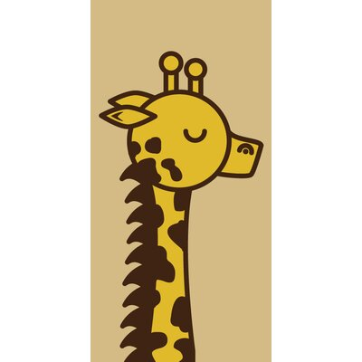 Animals Giraffe Painting