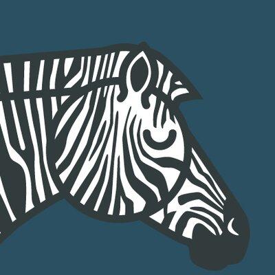 ModTots Animals Zebra Print