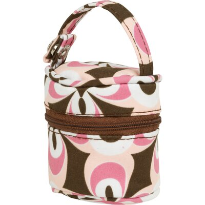 Bumble Bags Geo Flower Pacifier Pod