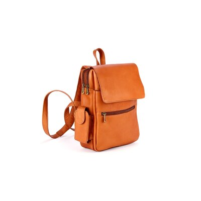 Le Donne Leather Women's iPad/E-Reader Backpack