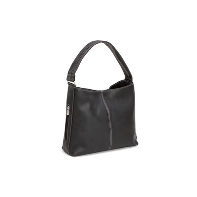 Side Zip Pocket Shoulder Tote