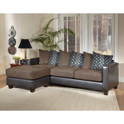 Wildon Home ® Laura Sectional
