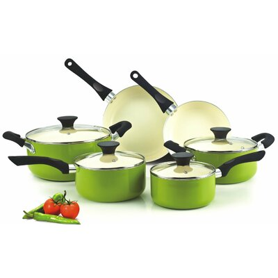 Cook N Home Non-Stick 10-Piece Cookware Set