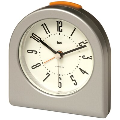 Bai Design Designer Pick-Me-Up Alarm Clock