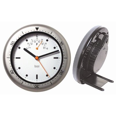 Bai Design Aquamaster Convertible Wall and Desk Clock