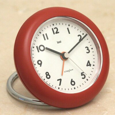 Bai Design Rondo Travel Alarm Clock