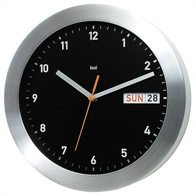 "Bai Design 11"" Datist Modern Wall Clock"
