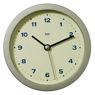 "Bai Design 6"" Metro Studio Wall Clock"