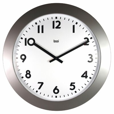 "Bai Design 20"" Landmark Jumbo Wall Clock"
