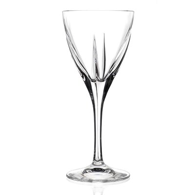 Lorren Home Trends RCR Fusion Crystal Water Glass (Set of 6)