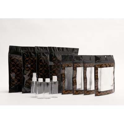 Showoffs TSA 3-1-1 Compliant Travel Bags and Bottles