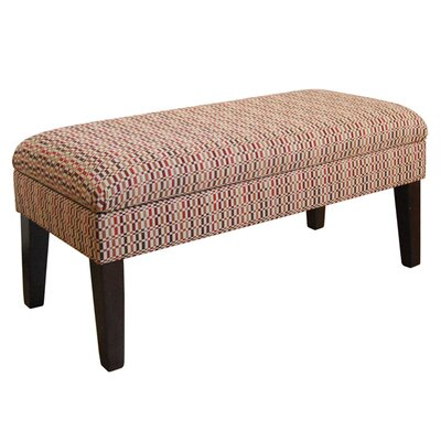 <strong>Kinfine</strong> Decorative Upholstered Storage Bench