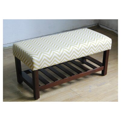 Kinfine Entryway Storage Bench