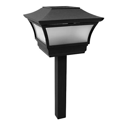 Paradise Garden Lighting 3 in 1 Outdoor Post Lantern