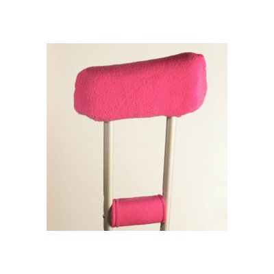 Crutch Remedy Polar Fleece Fabric Underarm Crutch Cover Set