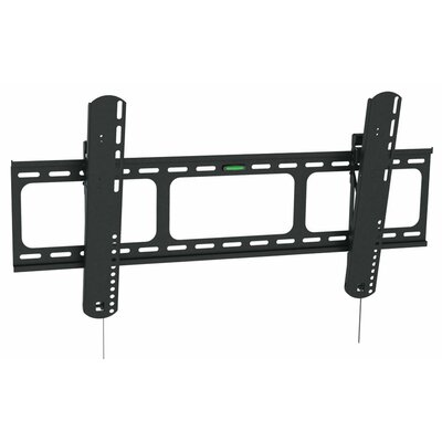 Ultra-Slim Tilting Wall Mount in Black for 42 to 65